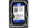 Жесткий диск HDD WD SATA3 500Gb Blue 5400 RPM 64Mb (WD5000AZRZ)