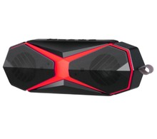 Bluetooth колонка ZDK Outdoor 8W Black-Red (мощность 8 Вт)
